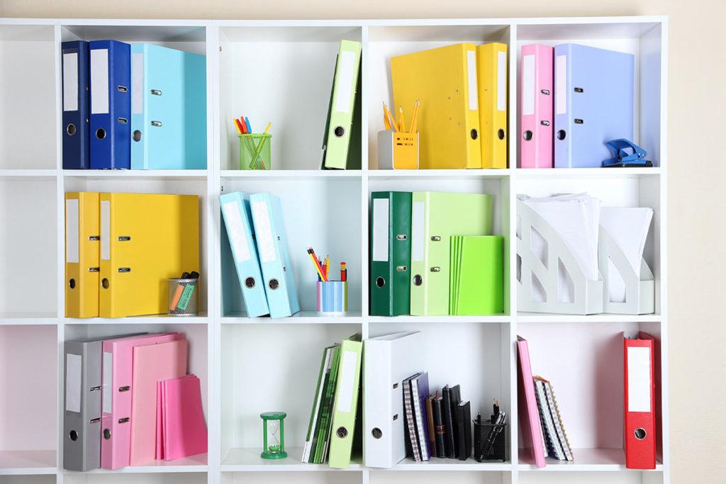 File-organization