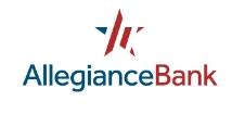 Allegiance Bank test