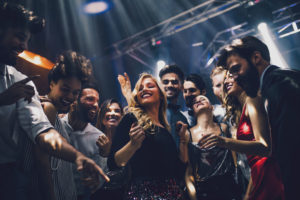 Nightclub-and-Bar-Insurance-Friends-Dancing-at-a-Club-and-Having-Fun