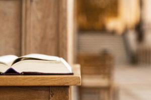 Church-Insurance-Holy-Book-Sitting-on-the-Alter
